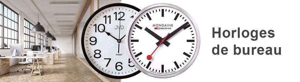 Horloges de bureau