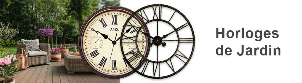 Horloges de Jardin