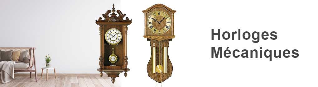 Horloges Mécaniques