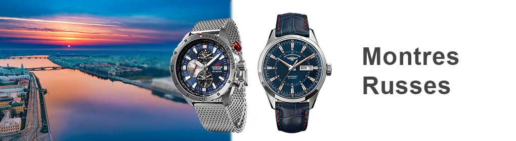 Montres Russes