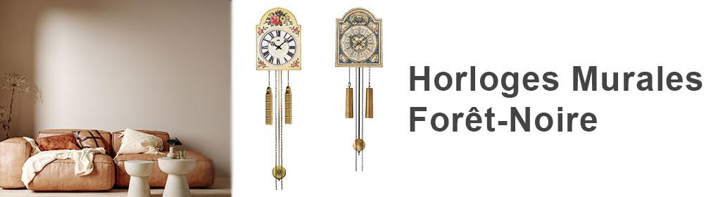 Horloges Murales Forêt-Noire
