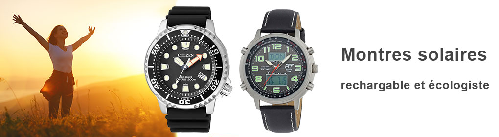 Montres Solaires