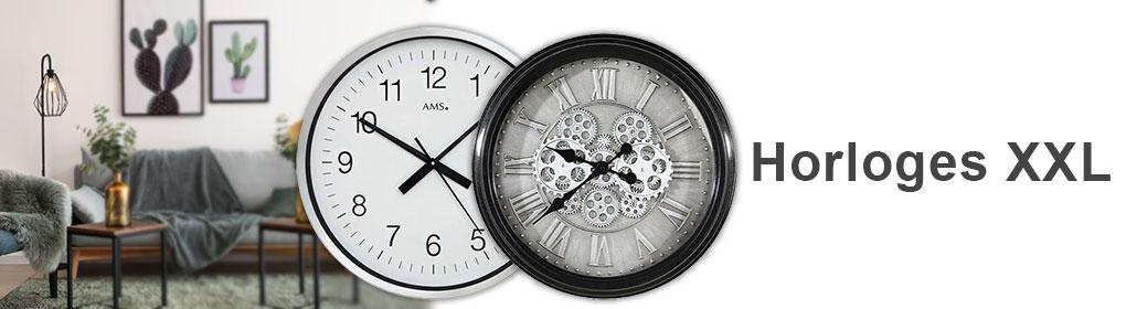 Horloges XXL