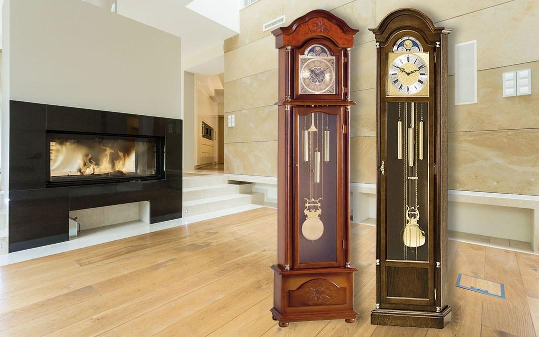 Mode d'emploi général pour les horloges de parquet