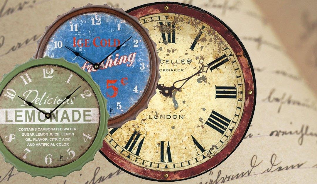 horloges-murales-vintage