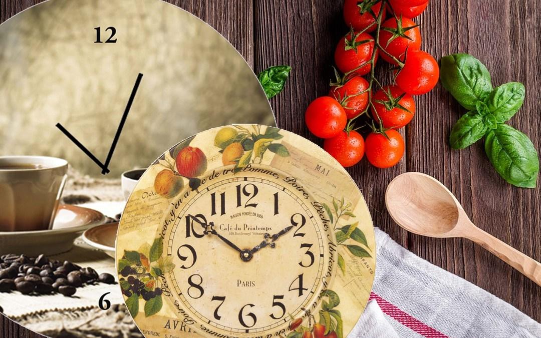 blog l horloge de cuisine chez. Black Bedroom Furniture Sets. Home Design Ideas