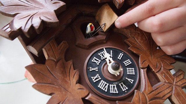 Horloges à Coucou