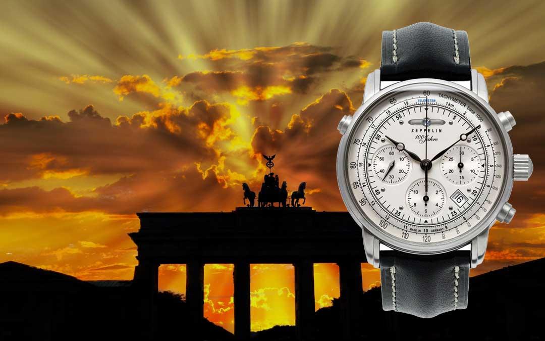 La montre à chosir Zeppelin 7618-1