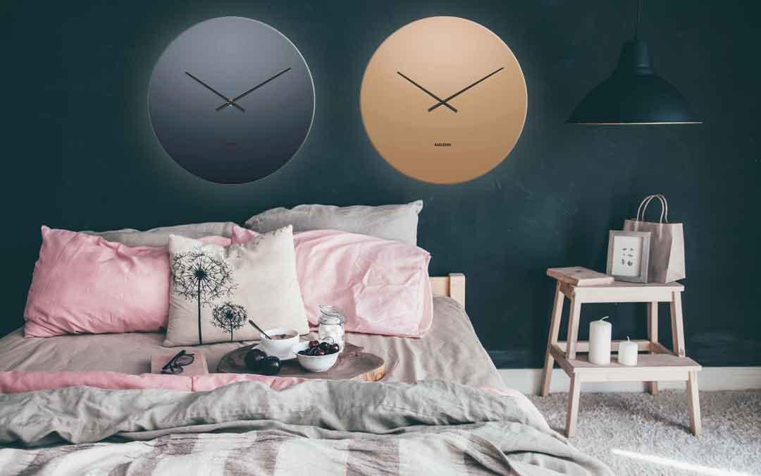 karlsson-ka5668bk-montre-a-miroir