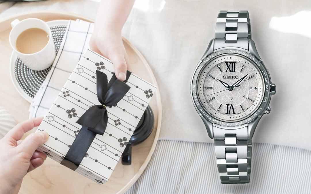 Montre pour femmes Seiko SSVV011- le cadeau parfait!