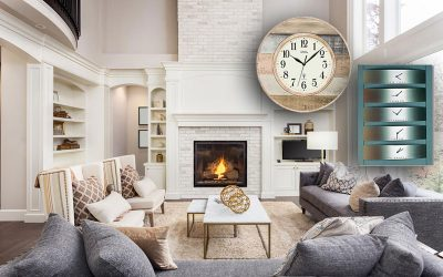 Quelle horloge murale est faite pour ma maison?