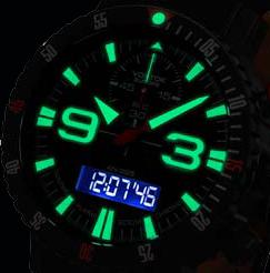 Vostok Europe 9516-5554250