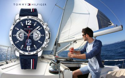 Le montre yacht sportive Tommy Hilfiger 1791476