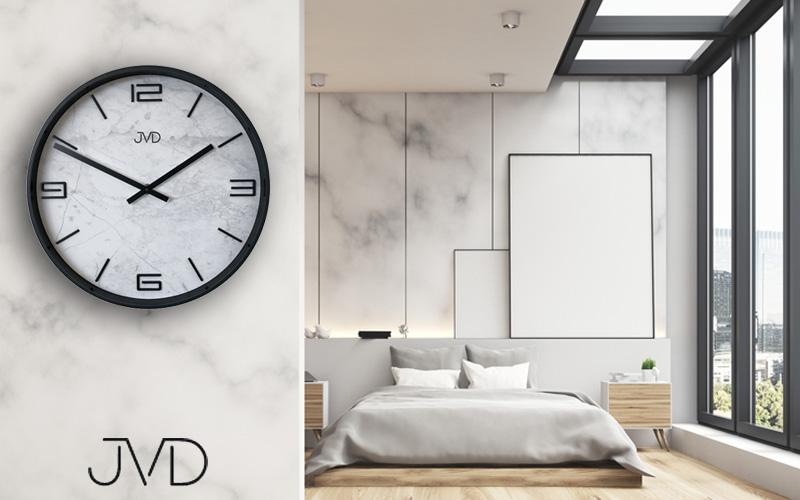 Marbre modern pour l'horloge JVD HC21.2