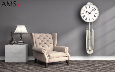L'horloge AMS 342 comme complément à la modernité
