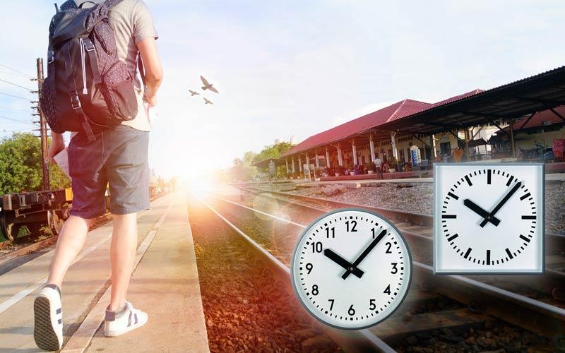 Quels sont les horloges industrielles?