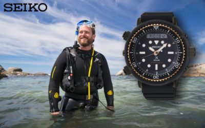 Montre de plongée Seiko SNJ028P1