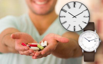 Différents types de piles pour l'horlogerie