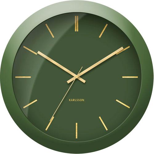 Horloges murales à la mode: Karlsson KA5840GR