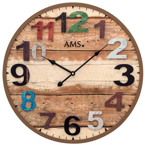 Horloges murales AMS 9539