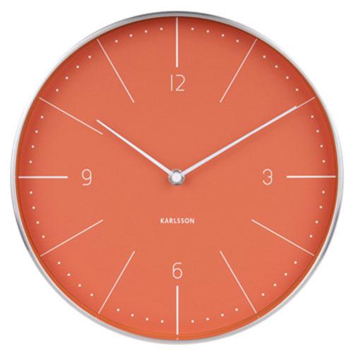 Horloges murales Karlsson KA5682OR