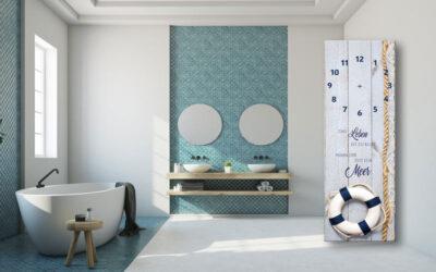 Artvendis 77206000010 horloge de salle de bain
