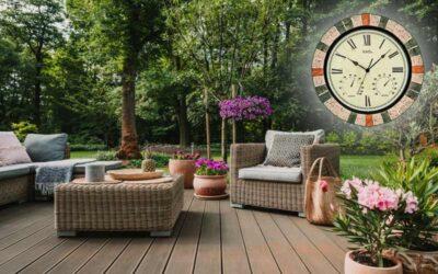 Décoration de jardin pour l'extérieur