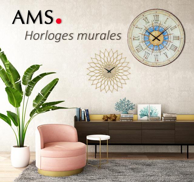 AMS Horloges murales