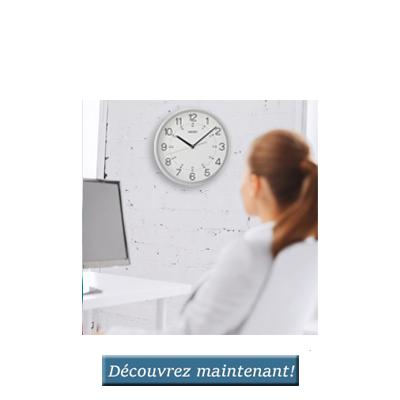<b>Horloges de bureau</b>Toujours le temps en vue