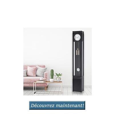 <b>Horloges grand p&egrave;re</b>dans une maison moderne